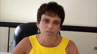 Marília fala do primeiro dia de trabalho na Assembleia de Minas
