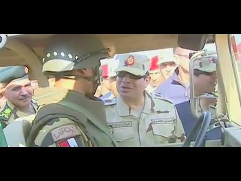 Egypt army backs Sisi as presidential candidate