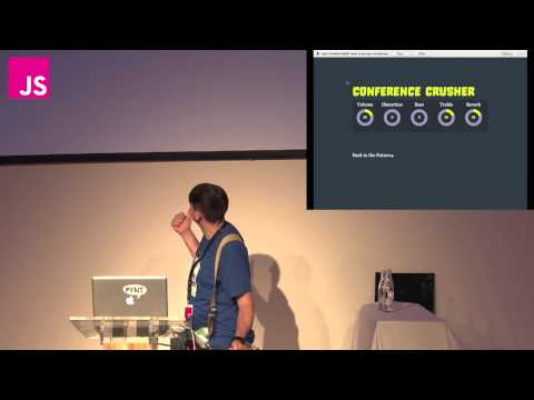 Stuart Memo: JavaScript is the new Punk Rock — JSConf EU 2012