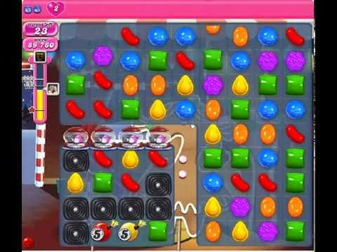 How to beat Candy Crush Saga Level 269 - 3 Stars - No Boosters - 124