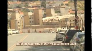 Irm�o de motorista v�tima do Viaduto Guararapes ganha avi�o