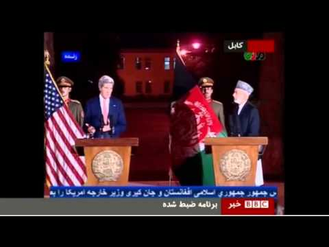 Mujib Rahimi on US-Afghanistan Bilateral Security Agreement