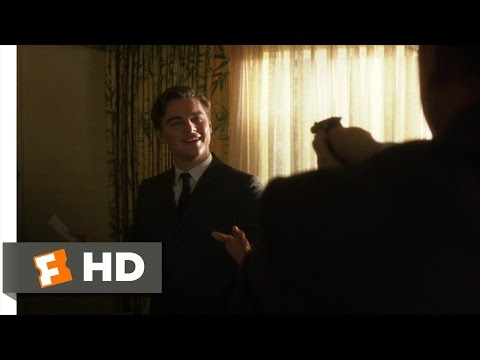 Catch Me If You Can (4/10) Movie CLIP - Secret Service Agent (2002) HD