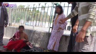 بالفيديو..زوج مسطيات خطر على ساكنة مدينة البيضاء وحدة عريانة ووحدة فيها السيدا هربانين من 36 |