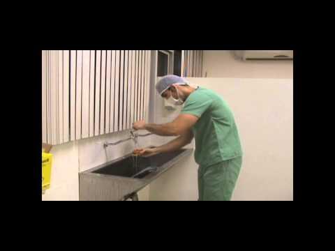 Desinquinação e Lavagem Cirúrgica das Mãos - TOCE I (EBMSP)