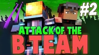Minecraft: Attack of the B-Team Modpack w/ Tyler - Ep. 2 - BURNADETTE MY LOVE!