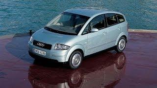 Обзор автомобиля Ауди А2 (Audi A2)