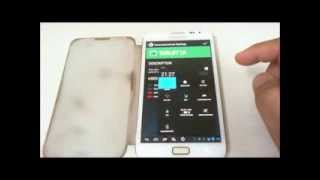 Review Android 4.3 For Galaxy Note GT-N7000 ReVolt