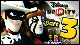 Disney Infinity Wii U Disney Infinity Walkthrough Lone