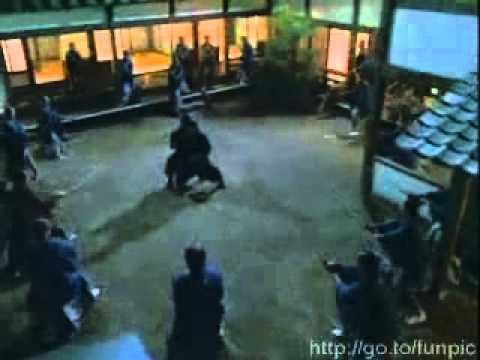 2 Ninja Đột Nhập Nhà Bác Samuri. Thằng Đồng Đội Tệ Hơn Vợ Thằng Đậu