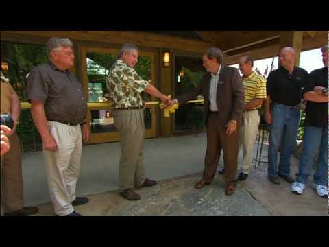 North Carolina Mountain Land at French Broad Crossing - The River Lodge Grand Opening