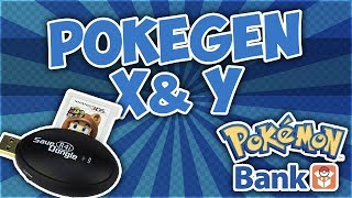 How To PokeGen In Pokémon X & Y W/ Pokemon Bank & Black