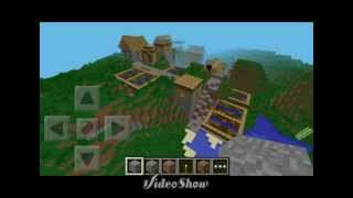 Minecraft PE 0.11.0 Build 3 Para Android 2.3.6 , 4.0.0 , 4