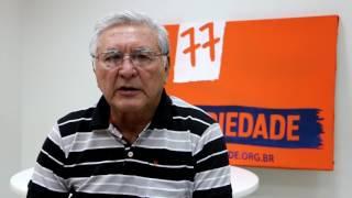 Idelmar Mota – Presidente estadual do Solidariedade-MS