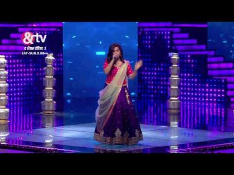 Neha Khankriyal Sings Radha | The Liveshows | The Voice India S2 | Sneak-Peek | Sat-Sun, 9 PM