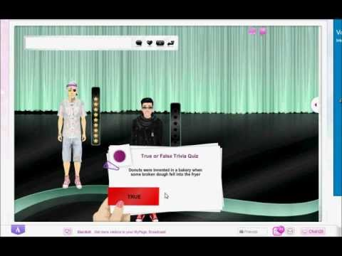 Stardoll Academy Walkthrough Task 27: Pop Quiz Hot Shot, A walkthrough for the twentyseventh task (Pop Quiz Hot Shot) of the Stardoll Academy on Stardoll.com Comments and questions are welcome in my Guestbook on St...