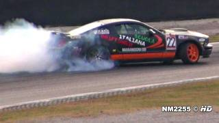 Modified Ford Mustang V8 Awesome Drifting! videos