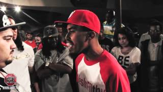 AHAT - Rap Battle - Texas vs California - Big Kree vs C.B.