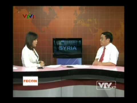 Toàn cảnh thế giới - 12/08/2012: Tình hình chiến sự Syria