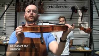 What to Look for When Buying a Violin