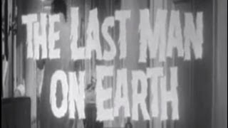 The Last Man On Earth (1964) [Science Fiction] [Horror