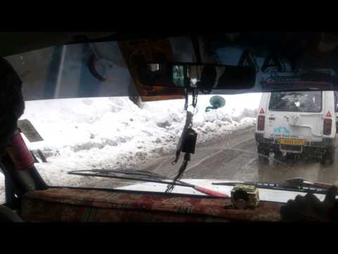 Srinagar-Tangmarg-Gulmarg 2
