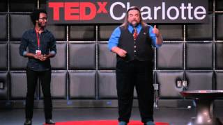 Magic Performance | Chris Hannibal | TEDxCharlotte