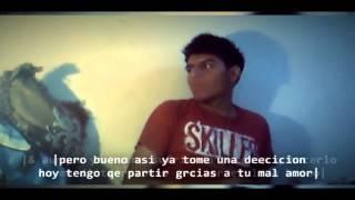 Tu Tiempo Termino McAlexiz Garcia (VideoClip Oficial