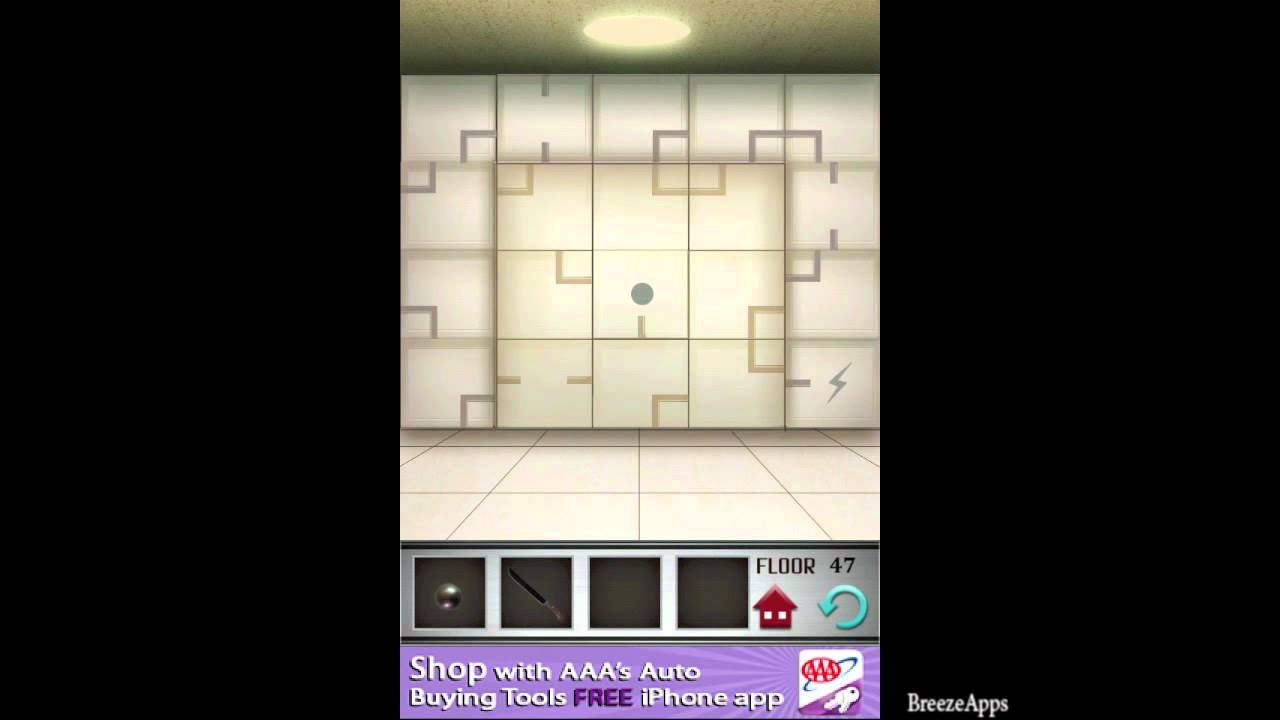 100 Floors Level 47 Walkthrough 100 Floors Solution Floor