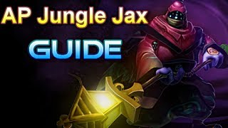 AP Wood Jax The Helicopter Eggplant League Of Legends