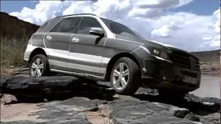 2012 Mercedes-Benz M-Class - Technics videos
