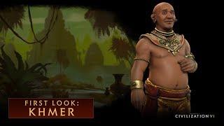 Sid Meier's Civilization VI - Khmer Birodalom