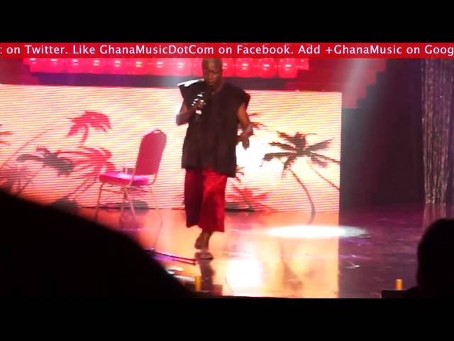 OJ - Performance @ Vodafone Ghana Music Awards 2014 | GhanaMusic.com Video