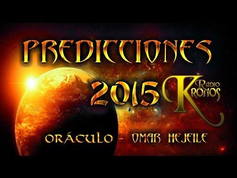PREDICCIONES PARA EL AÑO 2015