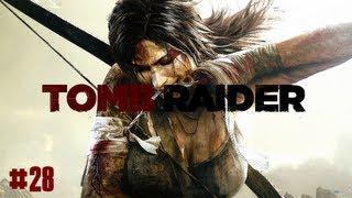 Tomb Raider (2013) Walkthrough Part 28 - Shipwreck Beach #4 / Research Base (Xbox360/PS3/PC)