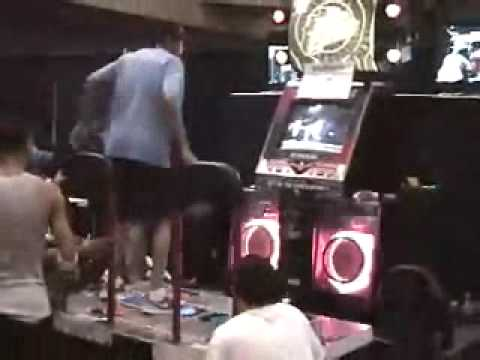 DDR Tournament - Hardest songs in the game