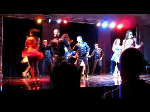 Positive Energy Dance Company performance