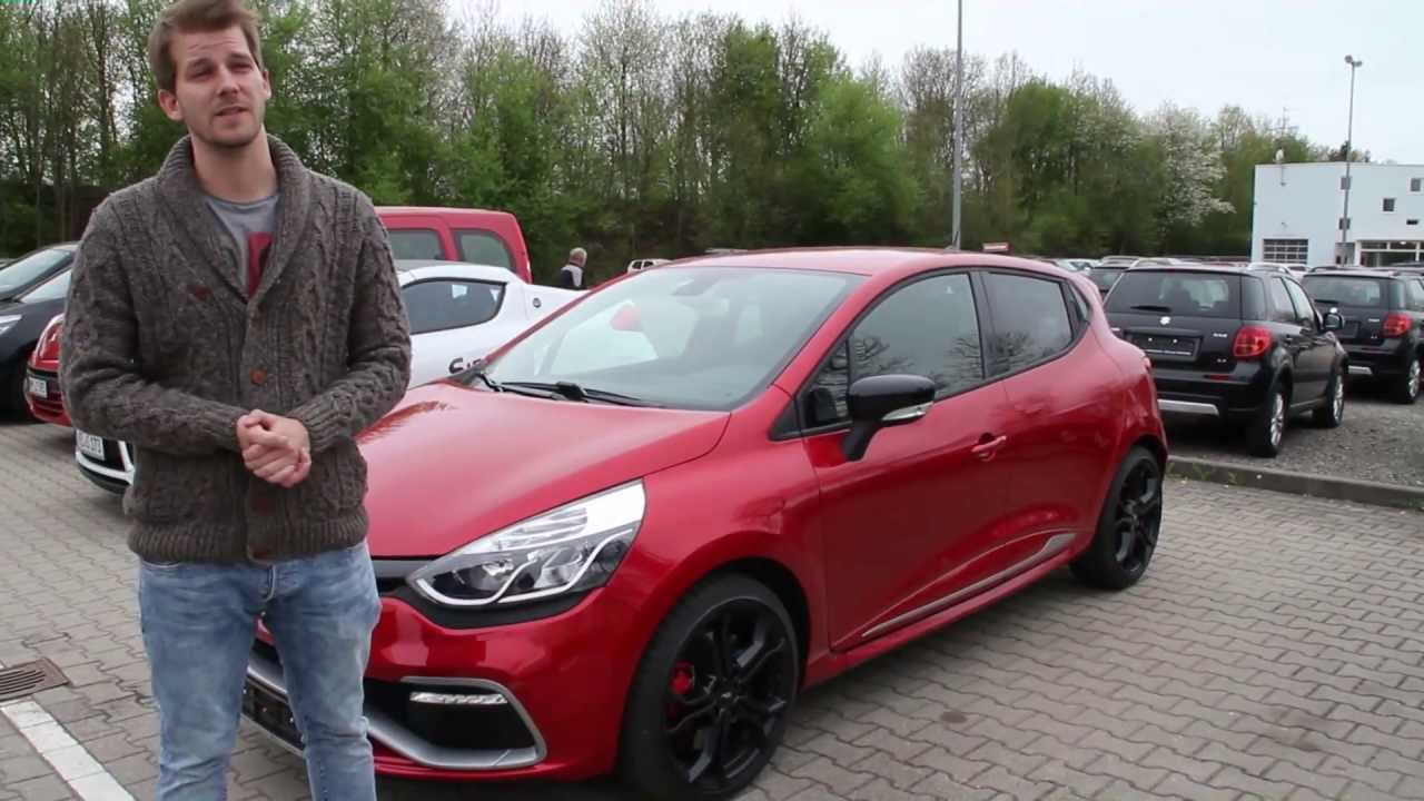 renault clio rs test 2013. Black Bedroom Furniture Sets. Home Design Ideas