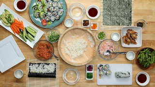 How To Throw A Sushi Party