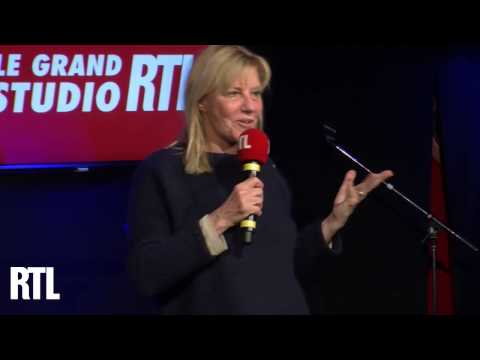 Chantal Ladesou dans le Grand Studio Humour de Laurent Boyer.
