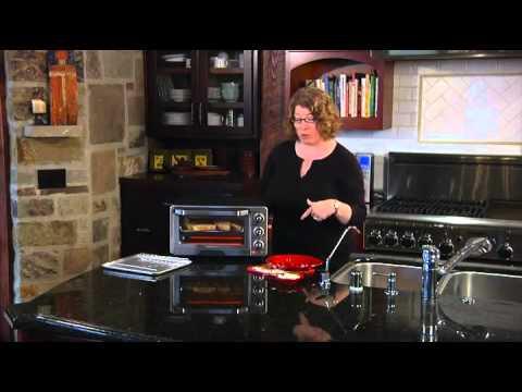 Cuisinart Custom Classic Toaster Oven Broiler TOB - Review