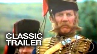 Trevor Howard Movie - The Charge of the Light Brigade Official Trailer