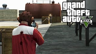GTA 5 Online Mission: By Land, Sea, And Air It's Only