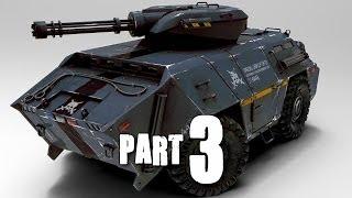 ARMADILLO TANK! - Dead Rising 3 Operation Broken Eagle Gameplay Walkthrough Part 3 (XBOX ONE)