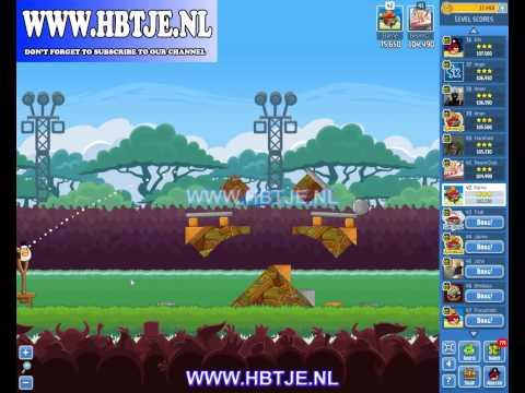 Angry Birds Friends Tournament Week 73 Level 3 high score 107k (tournament 3)