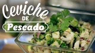 ¿Cómo Preparar Ceviche De Pescado? Cocina Fresca