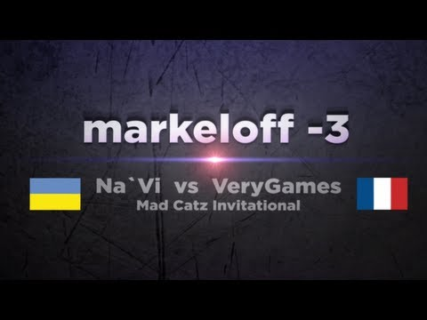 Na`Vi markeloff 1vs3 VeryGames @ Mad Catz Invitational