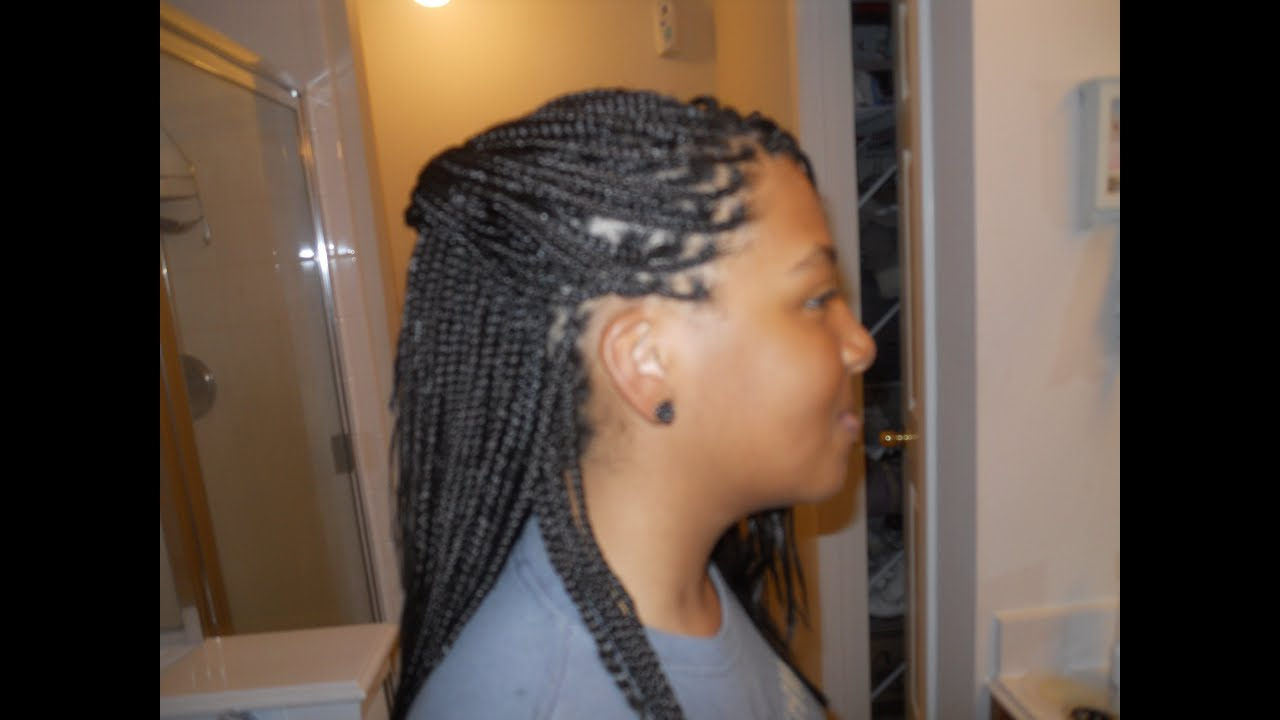 African braids for teenager ~ Hair is our crown