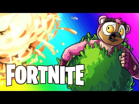 Fortnite Funny Moments - Skybridge Strategy and Wildcat Clutch!