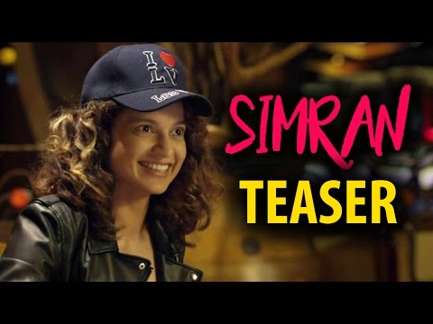 youtube video Simran Teaser out |Kangana Ranaut to 3GP conversion